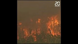 Australie: Un pompier meurt en combattant les incendies