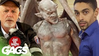 Best of Reality Defying Pranks Vol. 2 | Just For Laughs Compilation
