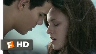 Twilight: Eclipse (8/11) Movie CLIP - Jacob Kiss Me (2010) HD