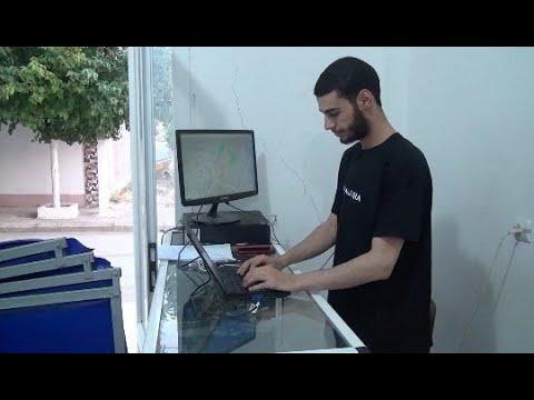 في الجزائر.. 3 طلاب يطورون نظاماً مبتكراً للمساعدة في الحد من انتشار فيروس كورونا  - 14:59-2020 / 7 / 2