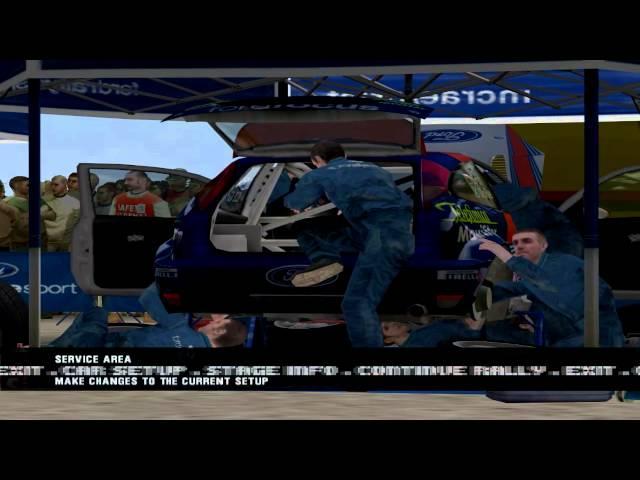 Colin McRae Rally 3 Championship - PC - Spain