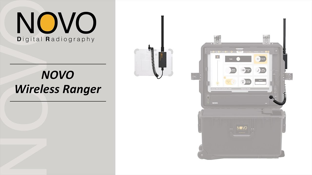 Wireless Ranger - Tool Free & Easy to Use!