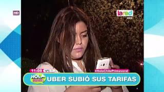 Nueva medida de Uber genera indignación en los usuarios