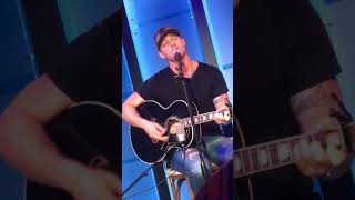 Brett Young at CMA Vevo Live