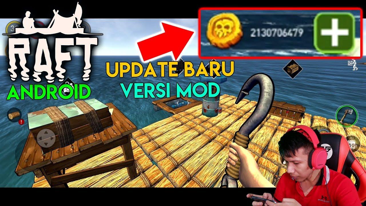 Game Survival Android Baru Yang Lagi Viral Raft Survival Android 2020 Youtube