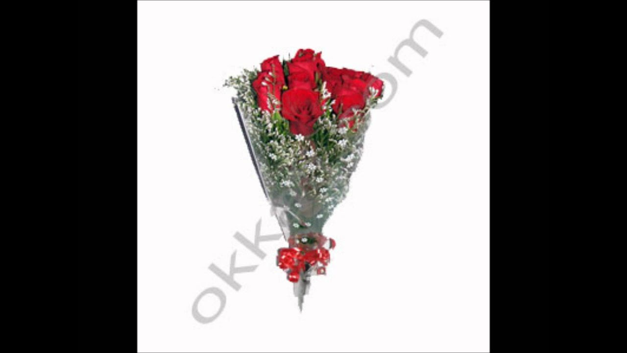 Flower Bouque 4 Flowers Birthday Wedding Gifts To India Youtube