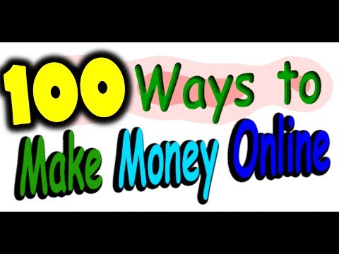 100 Home Business Ideas