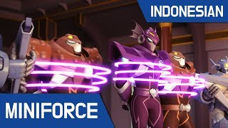 [10.14 MB] [Indonesian dub.] MiniForce S2 EP24