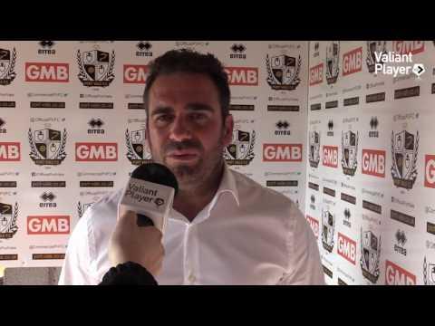 PREVIEW - Post-Match - Bruno Ribeiro vs Gillingham (H)