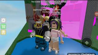 Roblox (the crusher) blox burg toddler routine coming soon!