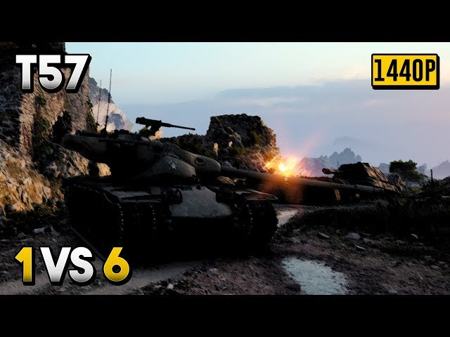 T57 Heavy: Unexpected Victory - World of Tanks