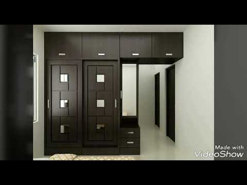 42 Beautiful Wardrobe Design For Your Bedroom