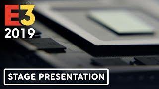 Xbox Project Scarlett Console Full Reveal Presentation - E3 2019