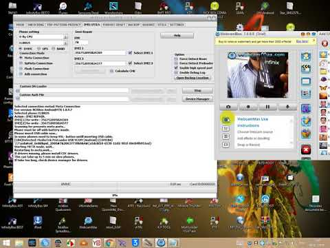 REPRIR IMEI INFINIX X559 WITH NCK BOX - Okebiz Video Search