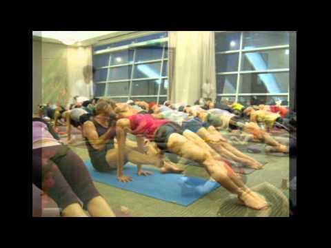 John Scott's Ashtanga Yoga Workshop in Busan, Korea