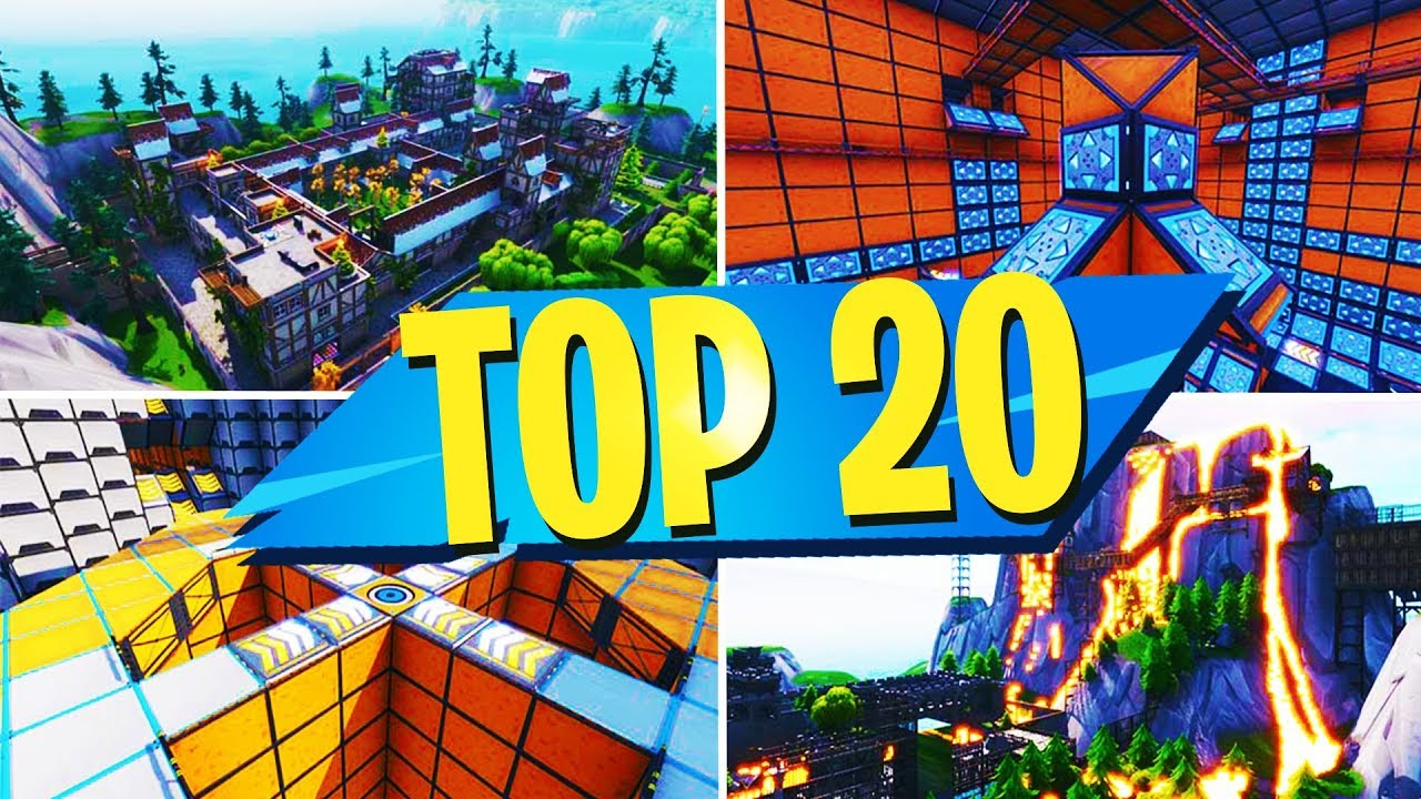 Best Fortnite Creative Map Codes (September 2020) - Season ...
