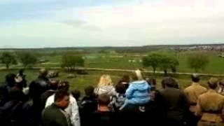 Боевые действия под Киевов(Очень интересное видео о реконструкцыи боевых действий ., 2013-09-30T13:17:26.000Z)