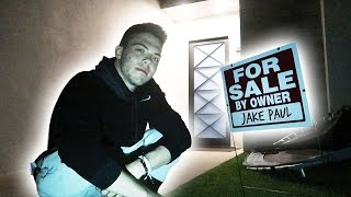 I PUT JAKE PAULS HOUSE UP FOR SALE!! (REVENGE)