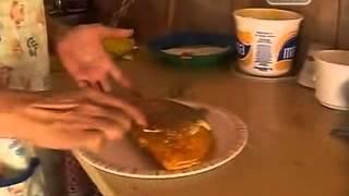 Кукурузная лепешка - Качапа
