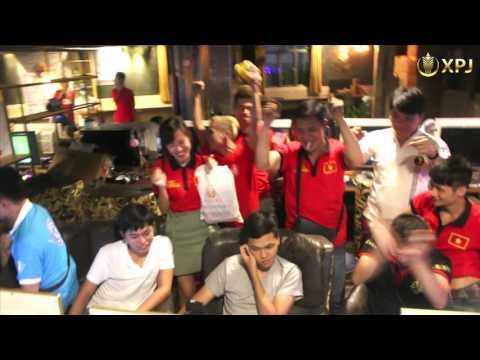 Ăn mừng chức vô địch Solo Assyrian   AOE Quảng Đông Open 2016