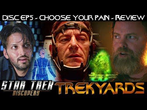 ST: Discovery S01E05 Spoiler Review/Analysis - Trekyards