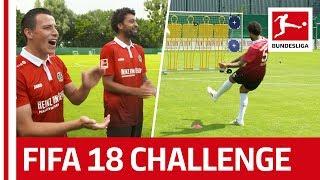 Hannover's Surprise Performance - EA Sports FIFA 18 Bundesliga Free Kick Challenge thumbnail