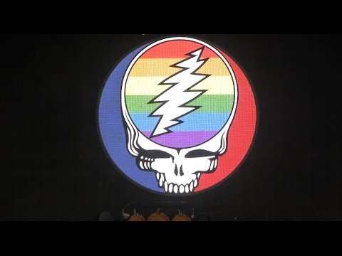 Dead and Company Live Charlotte NC June 10th 2016 1st 3 songs