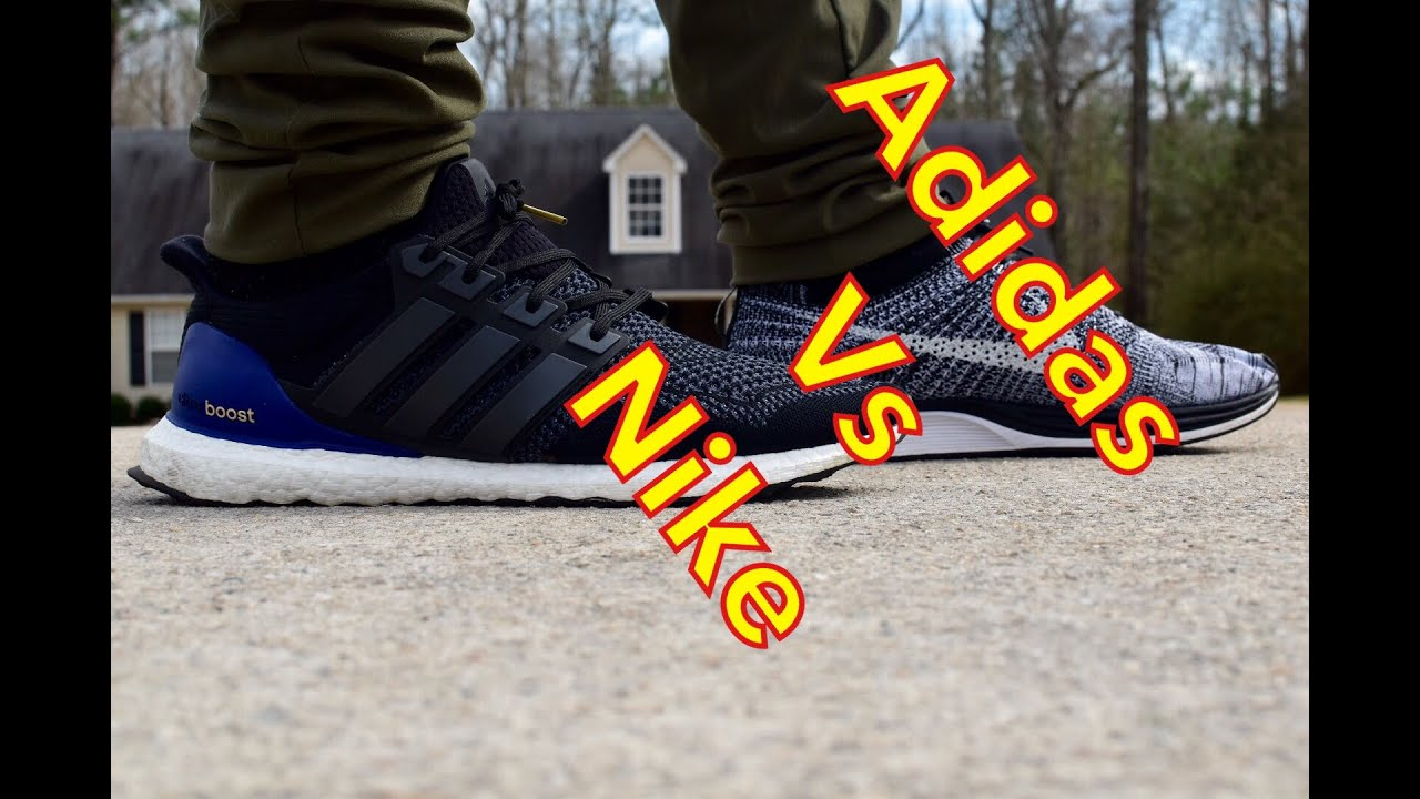 Adidas Ultra Boost Vs Nmd