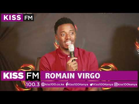 Romain Virgo reviews why he focuses on love