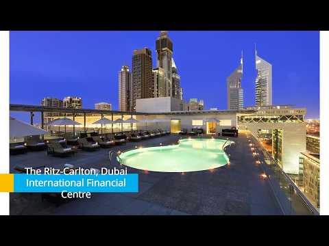 The Ritz Carlton Dubai International Financial Centre    5 Star Hotels In Dubai