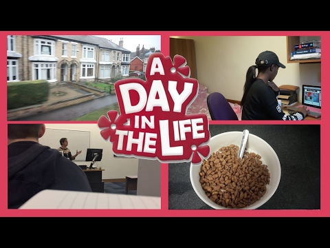 A Day in the life   University (Uk) Student Edition