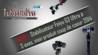 test steadycam gimbal feiyu tech g3 ultra
