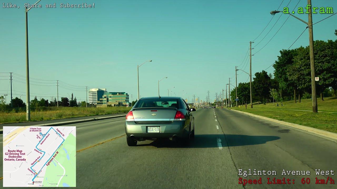 g2 road test
