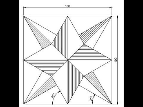 زخارف هندسية رسم Lazcy Blog