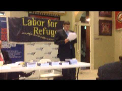 Labor For Refugees Book Launch Alternative to Offshore Processing