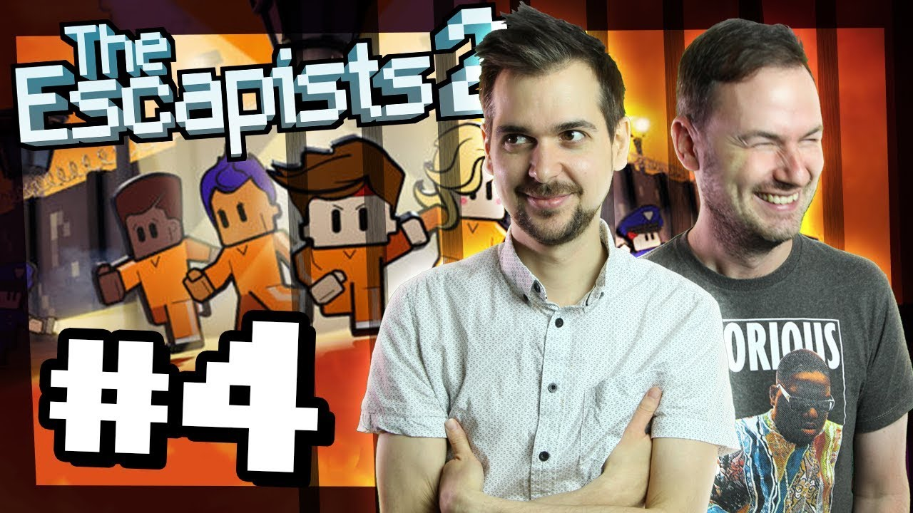 how to make a key in the escapists