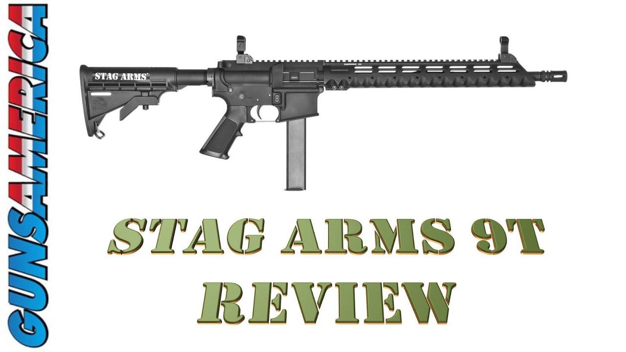 Stag Model 9T-Game Changing 9mm Carbine - GunsAmerica Digest
