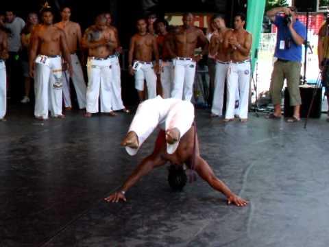 Concurso Rei da Capoeira de Coburg (2. Parte do concurso:Sólo e Acrobacia)