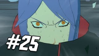 Naruto Shippuden Ultimate Ninja Storm 3 Walkthrough - Part 25 Bridge to Peace Gameplay