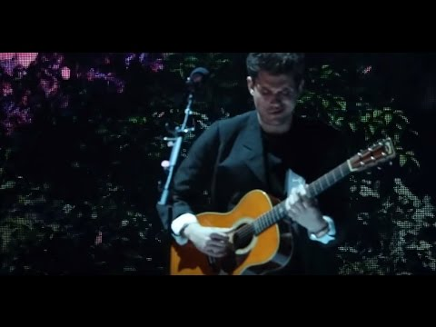John Mayer - Your Body Is A Wonderland & Neon At Ericsson Globe Arena, Stockholm, May 7, 2017
