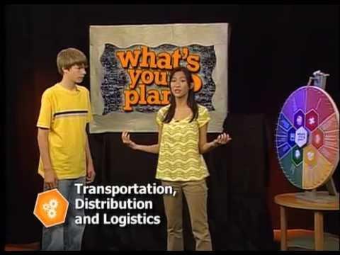 Career Clusters - Transportation, Distribution and Logistics