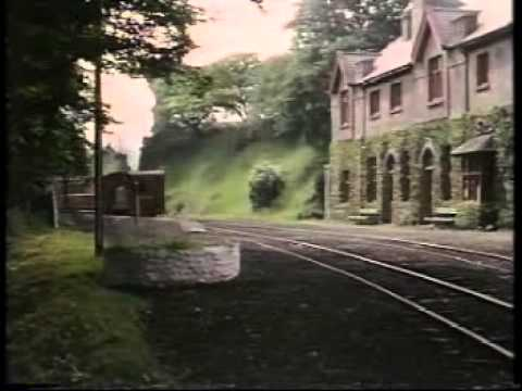 The Train Now Departing - EP 4 Steam on the Isle of Man (1988)