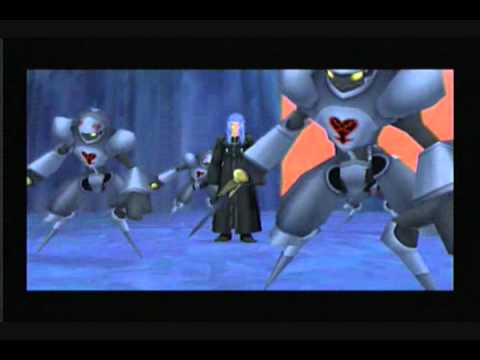 Kingdom Hearts 2 Part 34: A Million Billion Heartless