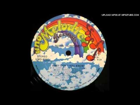Bobbi Humphrey - Baby Don