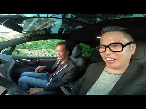 "Pinasilip Hi-tech Na Kotse Ni Jeff Tam ""JEFFREY TAM & BROD.PETE"" VLOGaguhan Part2"
