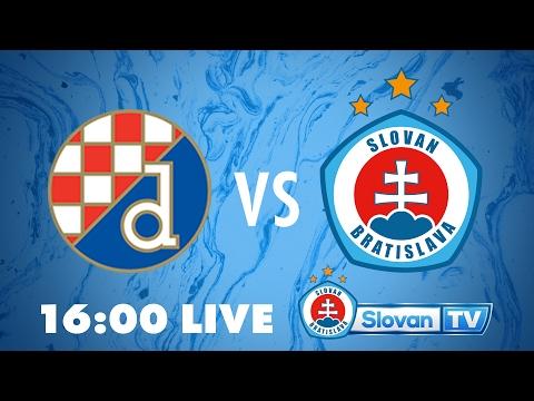 LIVE: GNK Dinamo Zagreb - ŠK Slovan Bratislava 2:2