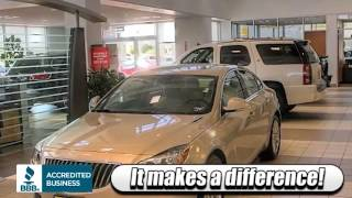 2015 Buick Encore Safety West Point Buick GMC Houston and Katy TX
