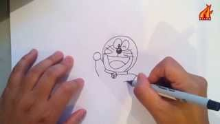 how to draw doraemon from stand by me