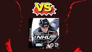 NHL 2K2 - Sega Dreamcast - Retro Sports League - Tom vs Brian