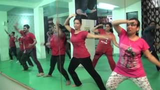 dance zumba aerobics on mummy daddy tamil version by abhinav joshi